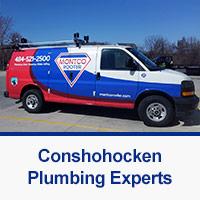 Montco-Rooter Plumbing & Drain Cleaning - Conshohocken Plumbing Service